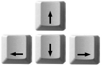 Excel Cursor Keys